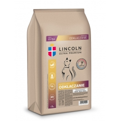 LINCOLN CAT Drób i ryba 7,5 kg