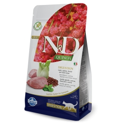 FARMINA N&D CAT QUINOA DIGESTION 1,5 KG