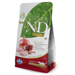 FARMINA N&D PRIME CAT CHICKEN Neutered 1,5 kg