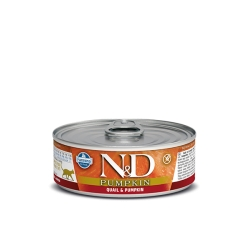 FARMINA N&D PUMPKIN kurczak 80 gr