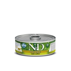 FARMINA N&D CAT PRIME dziczyzna 80 g