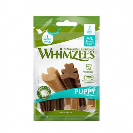 WHIMZEES Puppy M/L 7 szt