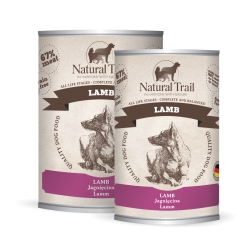 NATURAL TRAIL Dog LAMB 800 g