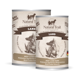 NATURAL TRAIL Dog LAND 800 g