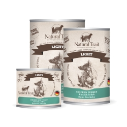 NATURAL TRAIL Dog LIGHT 800 g