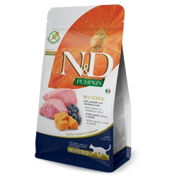 FARMINA N&D Pumpkin Lamb Neutered 1,5 kg
