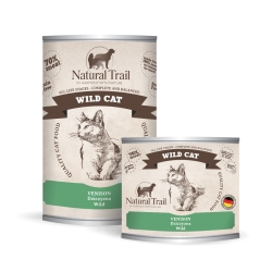 NATURAL TRAIL Cat WILD 400 g
