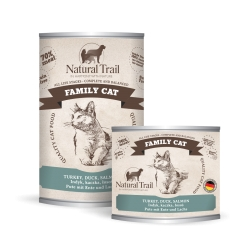 NATURAL TRAIL Cat FAMILY 400 g
