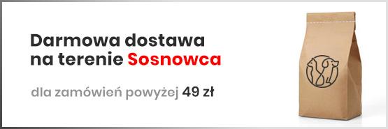 Darmowa dostawa do Sosnowca